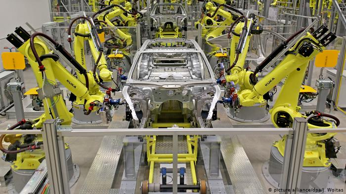What You Need To Know When Choosing An Industrial Robots For Production