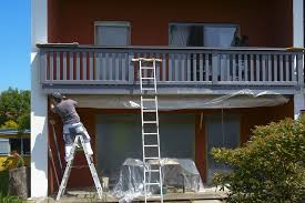 5 ways in which commercial painting differs from the residential painting job.