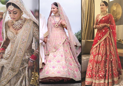 Top Indian Designers to Inspire you for Best Wedding Trousseau