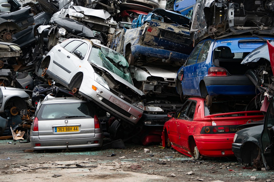 Never Fall for these Mistakes when Scrapping your Car!