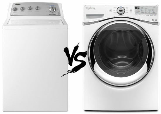 Front loading vs. top washing machine: Which should you buy and why?