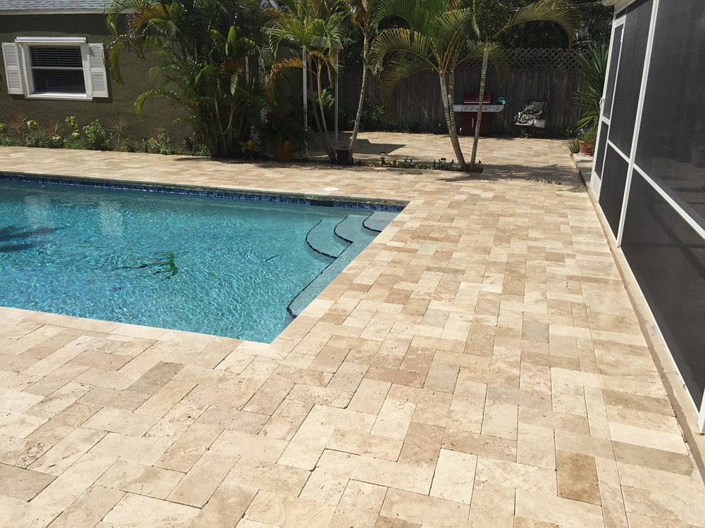 How To Extend The Life Of Travertine Tile