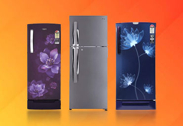 Here is the Breakdown of Todays Most Common Refrigerator Styles