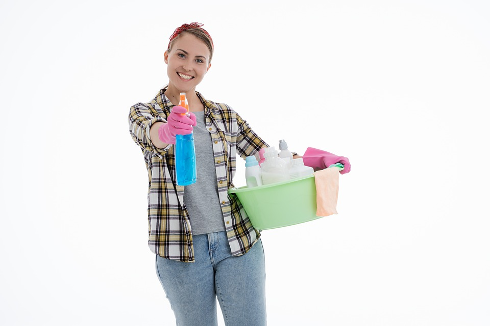 Basic House Cleaning Check-List As Followed By Expert Cleaning Services
